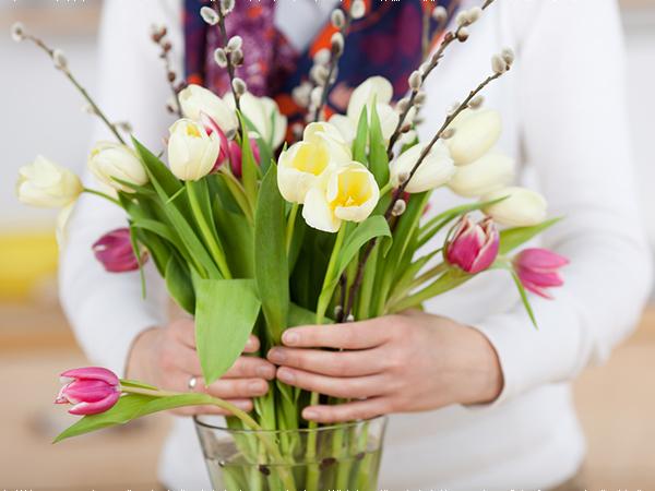 cách giữ hoa tươi lâu