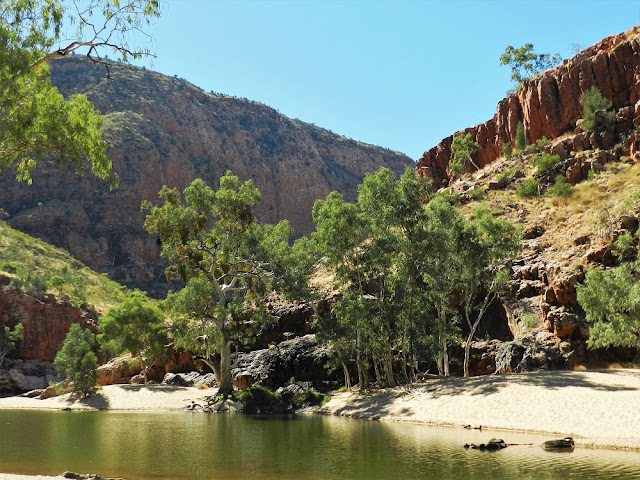 Ormiston Gorge australia