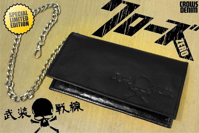 seven domu wl03 tfoa busoh sensen wallet 7th generation