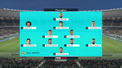 PES 2018 New Gameplan Miniface By Rizky23_Miniface