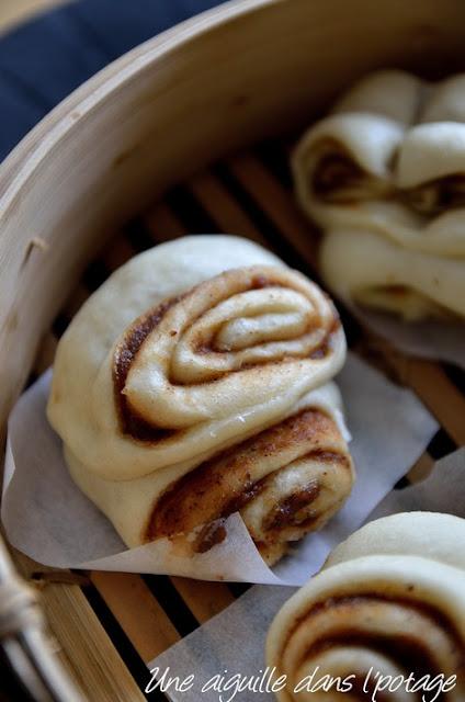 sweety steamed bun