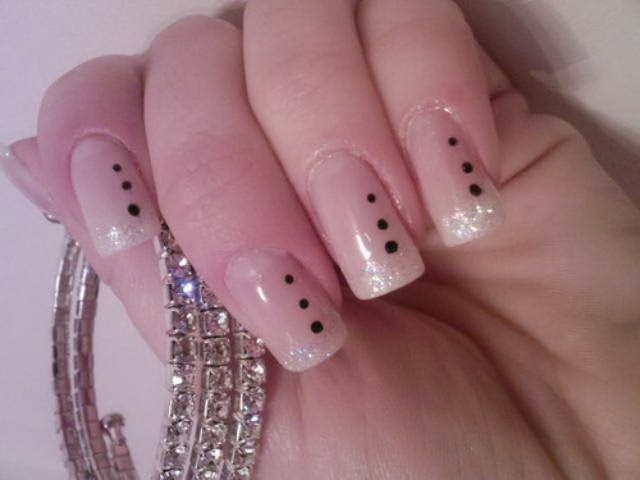 Nail Art Ideas: Links: Stylish But Simple And Easy Nail Art Design Collection