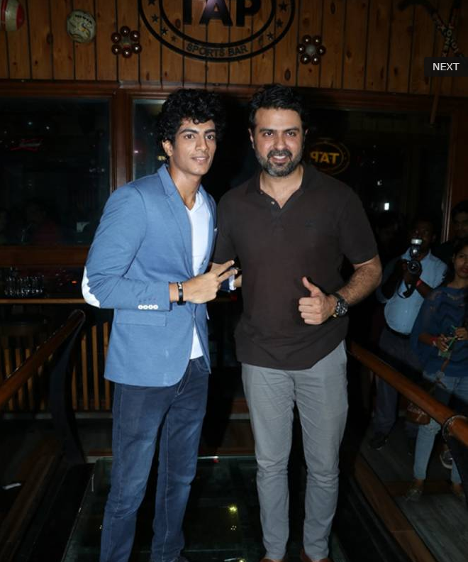 Celebs at Palash Mucchal Birthday Bash Gallery
