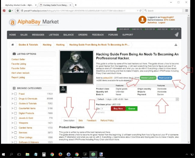 AlphaBay Disappeared From The Web After Police Raid; While Founder Commits Suicide in Jail