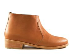 ethical leather boots