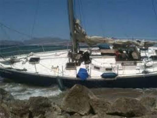 Προσάραξη πλοίου σε νησίδα κοντά στον Πόρο