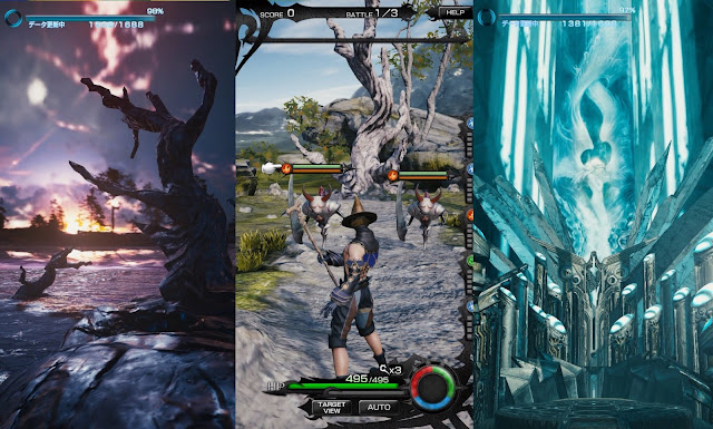 Mobius Final Fantasy MOD Unlimited High Damage Apk Android Terbaru