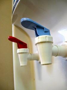 memperbaiki dispenser