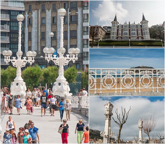 Paseo de la Concha. 20 cosas para ver en Donostia