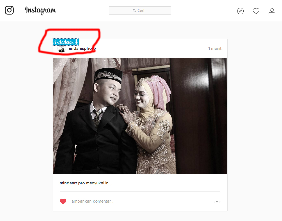 How to Download photo and video Instagram from Chrome Full All File