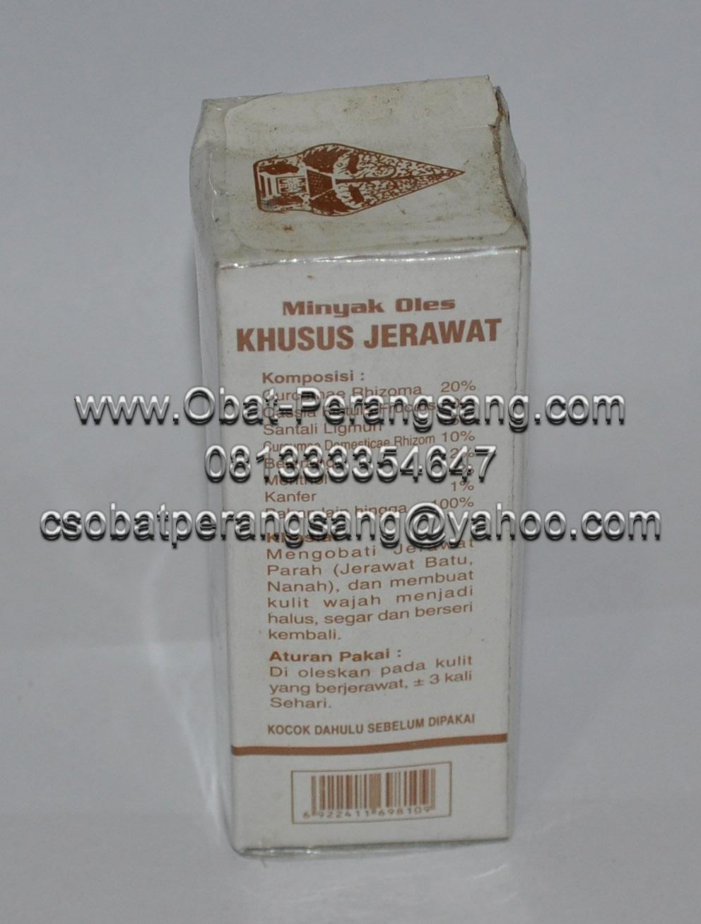 Nany Kosmetik: Minyak Oles Khusus Jerawat Cap Wayang, Obat ...