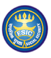 Employees' State Insurance Corporation, ESIC, Telangana, Andhra Pradesh, freejobalert, UDC, Clerk, MTS, Latest Jobs, 10th, esic hyderabad logo