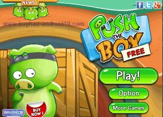 PUSH THE BOX 1.0 FINAL GAME PC
