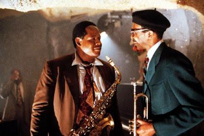 10 лучших фильмов о джазе.  Птица, 1988