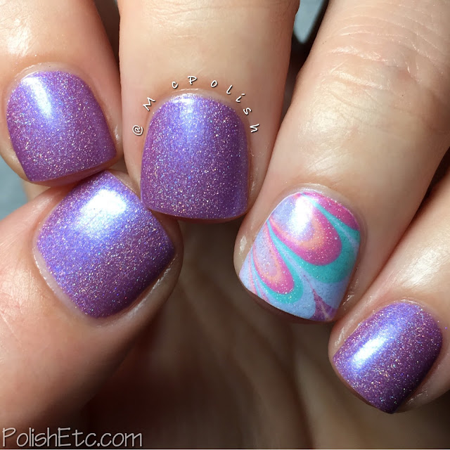 Lavish Polish - Spring 2016 Collection - McPolish - Picnic in the Garden