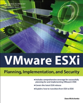 Course Technology VMware ESXi, Planning Implementation and Security (2011)