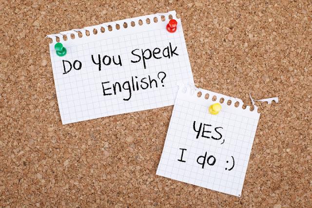 English aprender Miedo