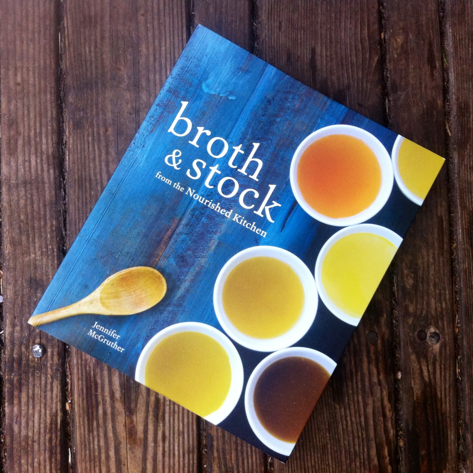 broth and stock from the nourished kitchen book review - Nourished Kitchen