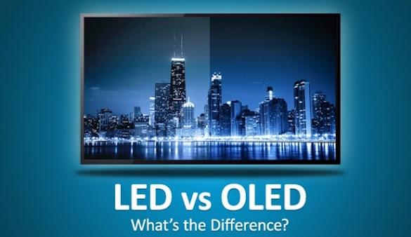 Bingung Memilih antara Beli TV LED atau TV Oled?