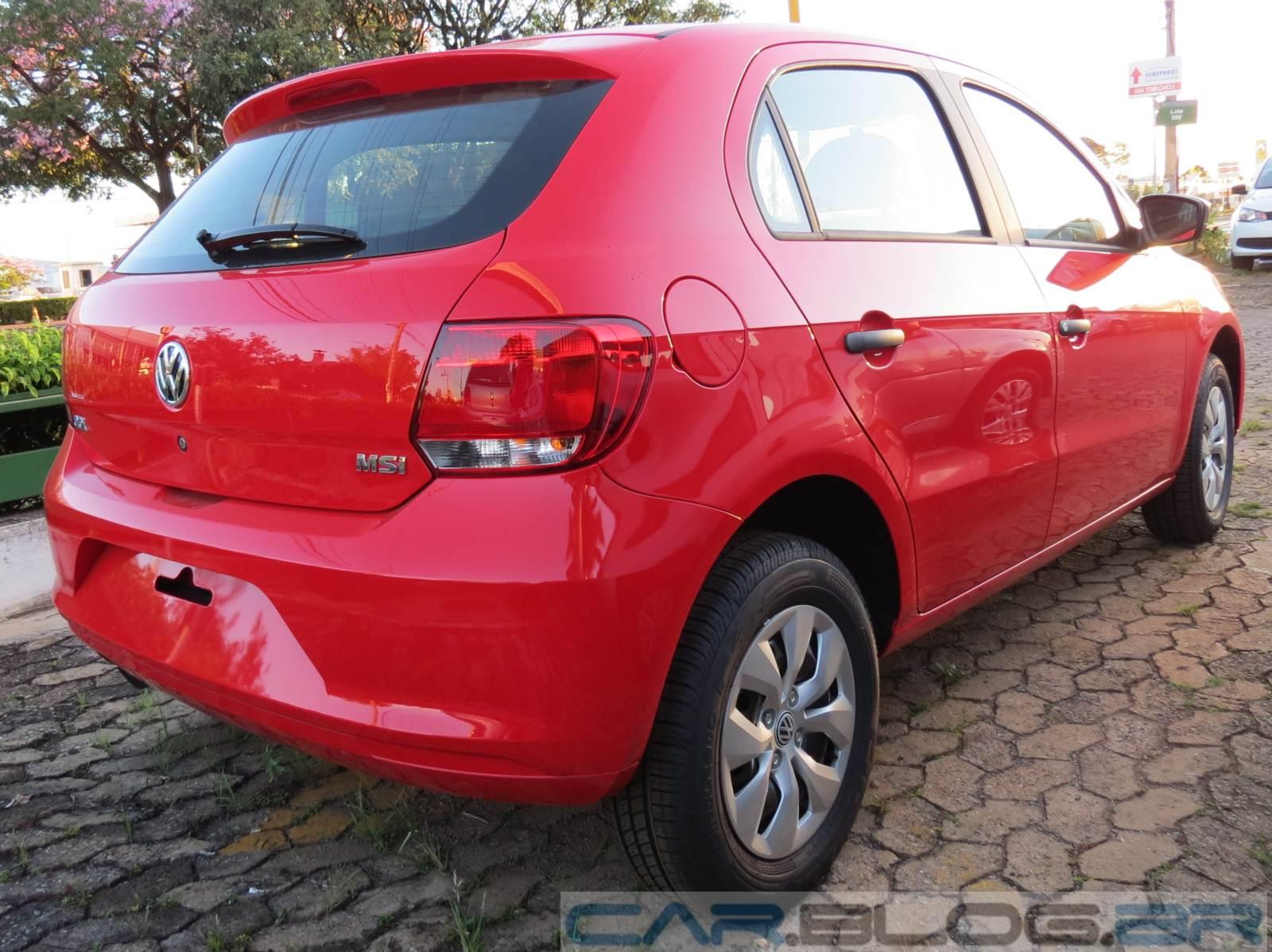Volkswagen Gol Trendline 2015 tem redução de preço | CAR.BLOG.BR