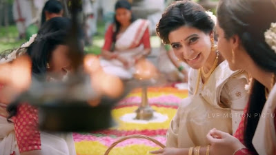 Samantha Ruth Prabhu Smile HD Wallpaper