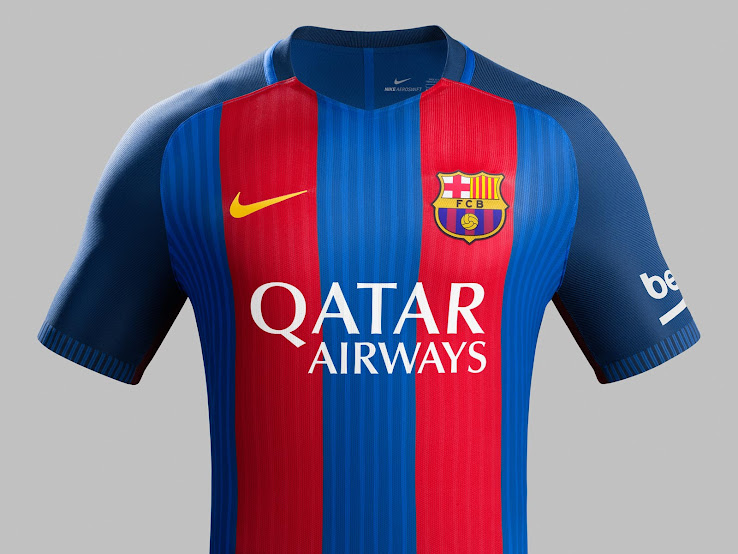 Fc Barcelona And Qatar Airways Announce Shirt Sponsorship Renewal Footy Headlines