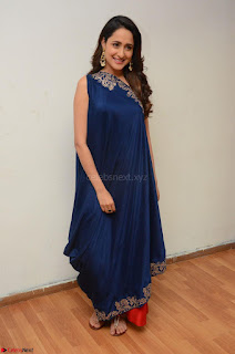 Pragya Jaiswal in beautiful Blue Gown Spicy Latest Pics February 2017 070.JPG