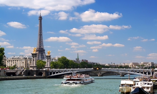Rio Sena de Paris