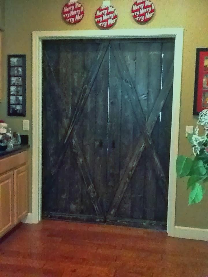 Arizona Barn Doors December 2013