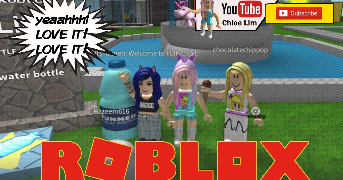 Roblox Water Bottle Flip Challenge Gameplay - Becoming a ...