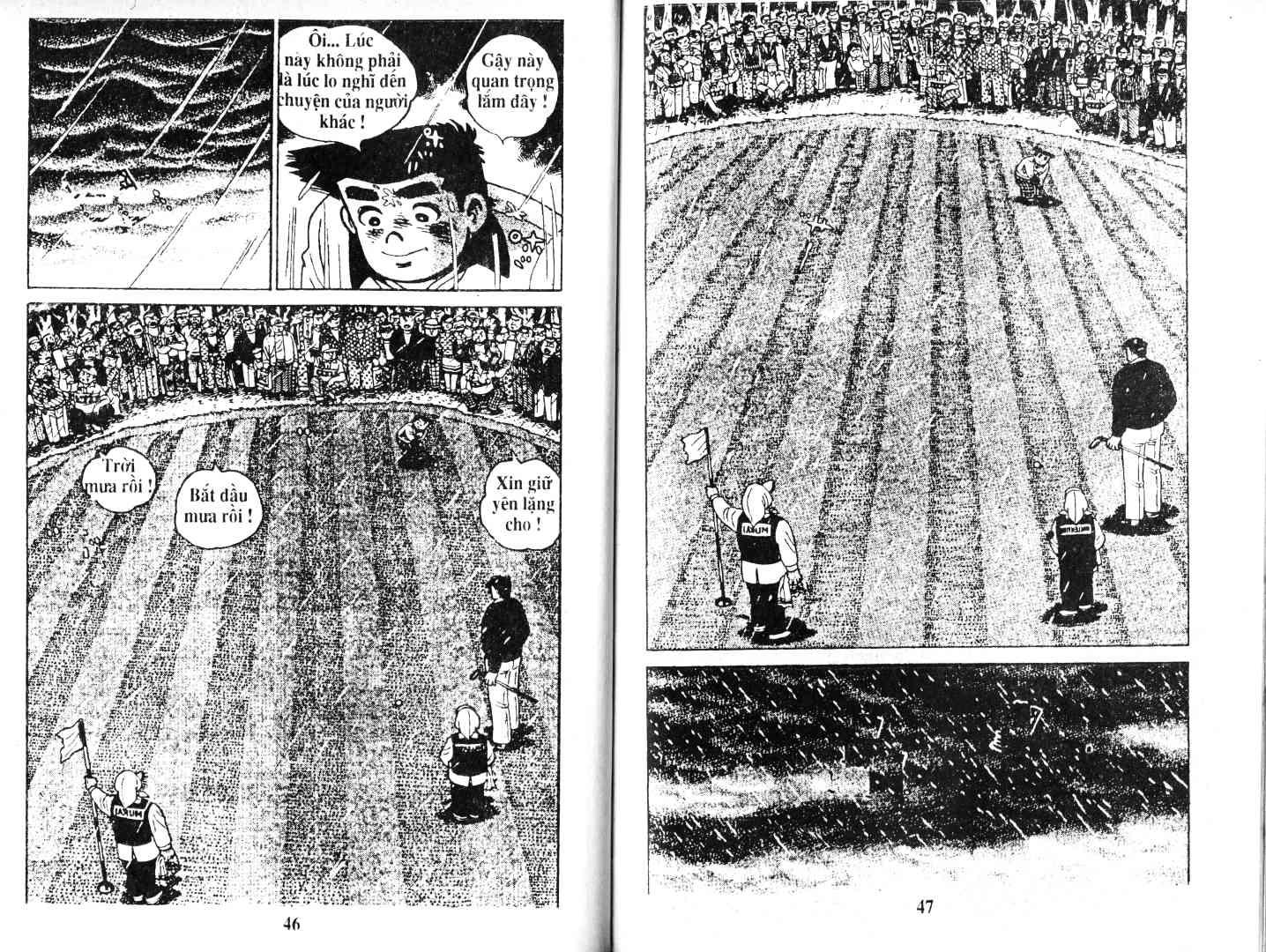Ashita Tenki ni Naare chapter 47 trang 23
