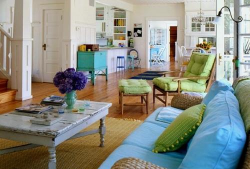 Tips mendesain ruang tamu bergaya vintage Rancangan Dekorasi Ruang Tamu Bergaya Vintage