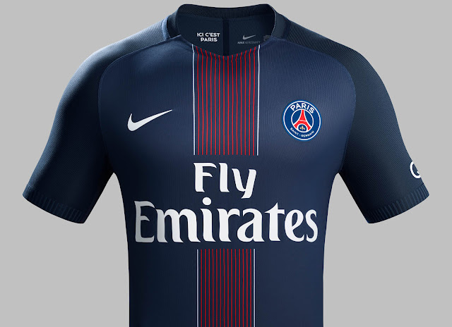 Paris St. Germain Home 2016/2017