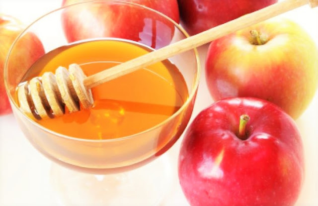 blend of apple and honey