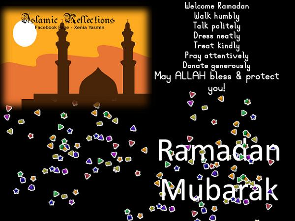 Ramadan wishes images 2018