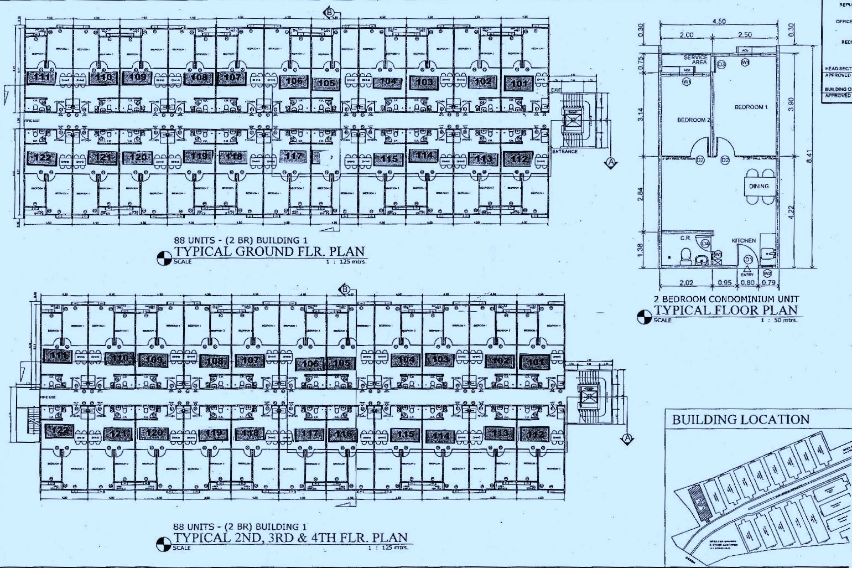 Mid rise condominium in buhay na tubig imus cavite 2016 for Condo building plans