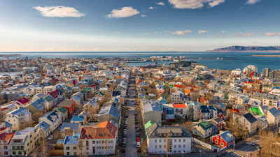 Itinéraire de 7 jours dans le sud de l'Islande | Jour 5- Retour à Reykjavik