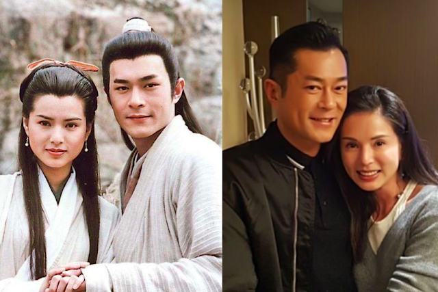 Louis Koo Carman Lee reunite after 23 years