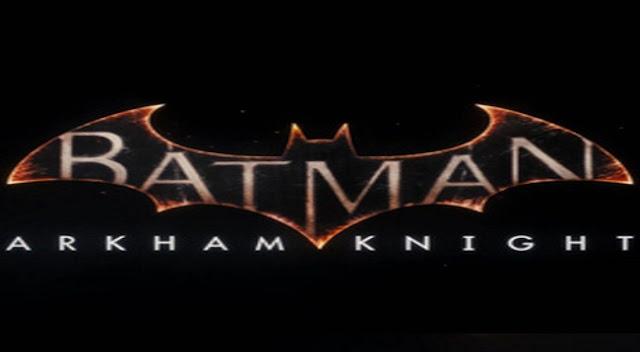 Batman Arkham Knight Logo Wallpaper Engine