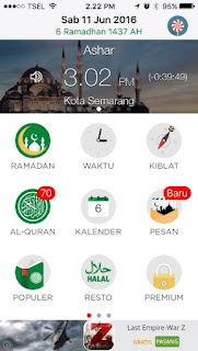 AplikasiMuslim Pro,Teman di Saat Ramadhan