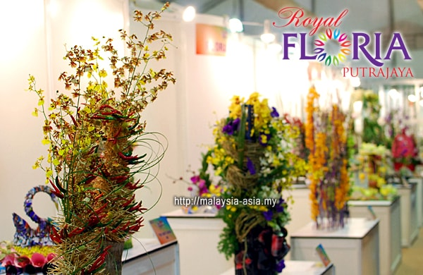 Malaysia Flower and Garden Exhibition 2018