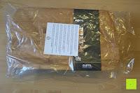 Plastiktüte: Brotkasten aus Bambusfaser mit Deckel aus Bambus | 42 x 23 x 12 cm | Bewahren Sie Ihr Brot luftdicht und hygienisch auf