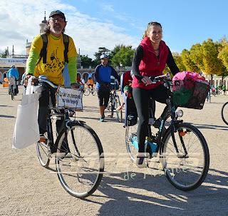 Ciclismo Aranjuez - Día de la Bicicleta