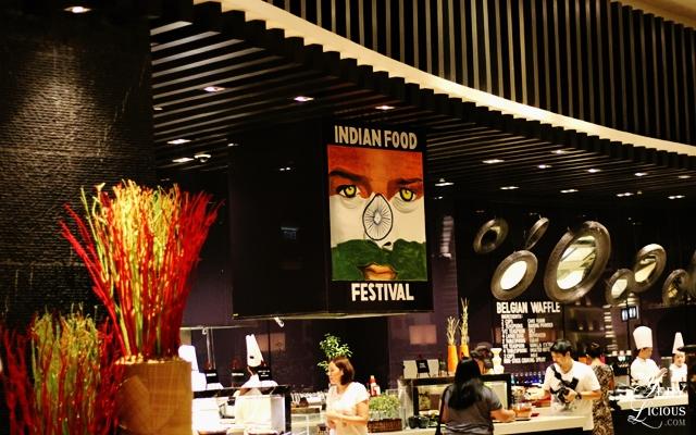 Indian Food Festival Buffet at Hyatt Manila