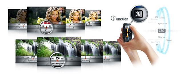 العدسة الجديدة الواسعة 16mm F2.4 من SAMSUNG