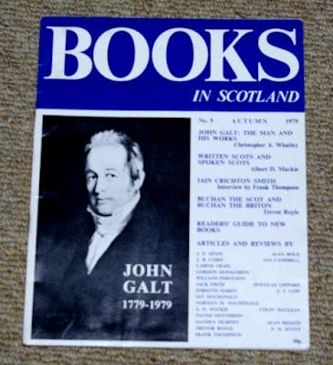 Books in Scotland