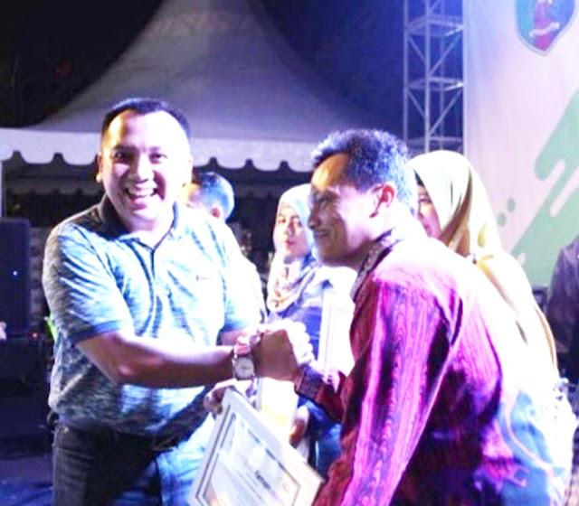 Aksi Kemanusiaan Korban Tsunami, Lagu Sumbangan Gubernur Lampung Berhasil Kumpukan Dana Rp58 Juta