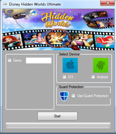 Download Free Disney Hidden World (All Versions) Hack Unlimited Gems 100% working and Tested for IOS and Android MOD.