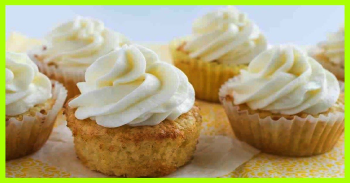 Pineapple Bliss Cupcakes - weight watchers recipes