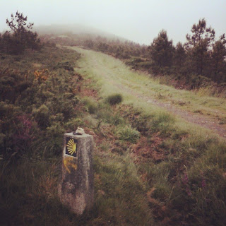 Camino to Fisterra, Galicia, Spain